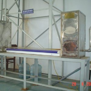 Sản phẩm TN xác định chế độ chảy của dòng