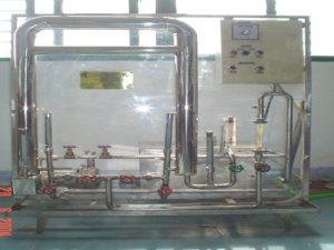 Hình ảnh thí nghiệm xác định hệ số truyền nhiệt