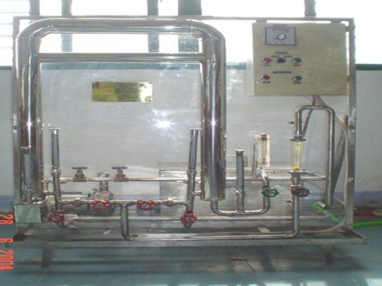 Sản phẩm TN xác định hệ số truyền nhiệt