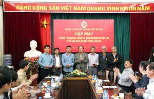 Hội CCB Tập đoàn Gặp mặt kỷ niệm 72 ngày thành lập QĐND