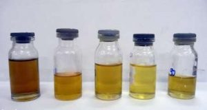 Tái sinh dầu nhờn thải bằng việc sử dụng bentonite hoạt hóa
