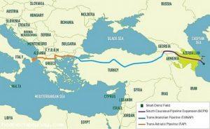 Dự án TANAP và an ninh năng lượng châu Âu
