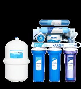 Hình ảnh máy lọc nước RO có 6 lõi - hướng dẫn cách chọn mua máy lọc nước RO