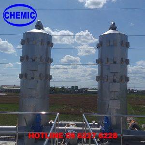 Sản phẩm tháp oxy hóa inox