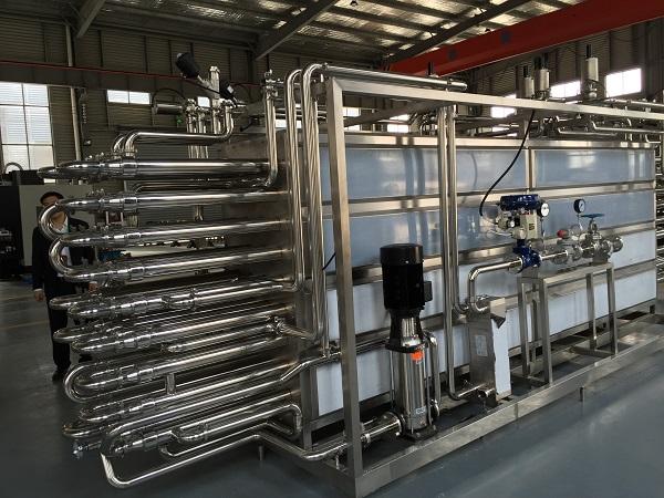 hệ thống trao đổi nhiệt ống lồng ống