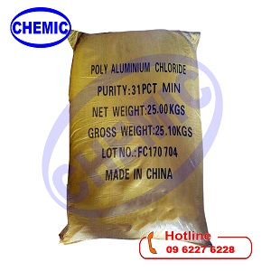 hóa chất trợ lắng pac