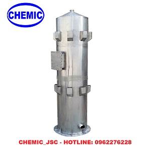 tháp oxy hóa inox