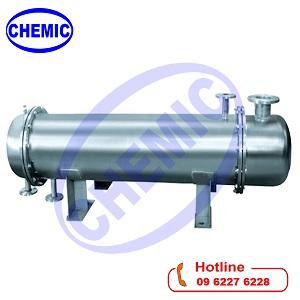 trao đổi nhiệt ống chùm