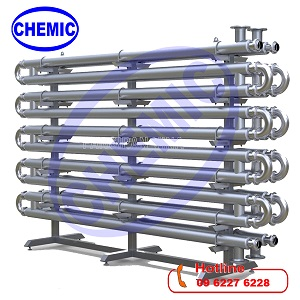 trao dổi nhiệt ống lồng