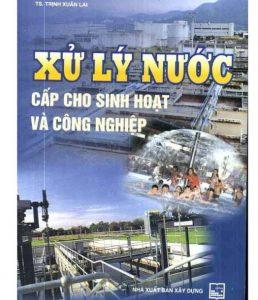 Giáo trình xử lý nước cấp Trịnh Xuân Lai
