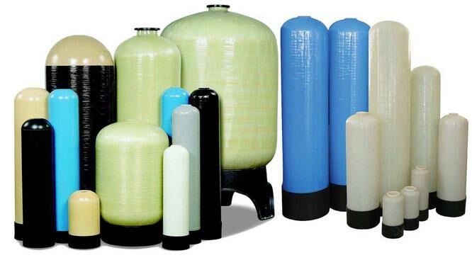 vật liệu chế tạo bình lọc áp lực là composite