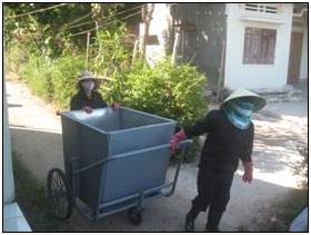Hướng dẫn lập tổ thu gom rác, vệ sinh môi trường