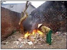 Tác hại của xử lý rác thải không hợp vệ sinh